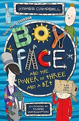 Boyface and the Power of Three and a Bit, Campbell, James, Used; Good Book