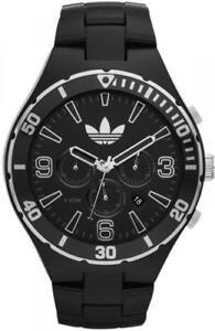 mens adidas watch adidas mens chronograph watch