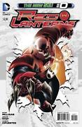 Red Lanterns New 52