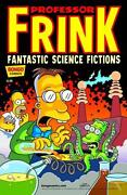 Simpsons Comic Book