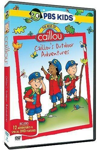Caillou DVD: DVDs & Blu-ray Discs   eBay Caillou Family Collection Dvd Ebay