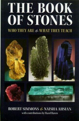 """Book of Stones"" History Legend Chakra Spiritual Heal Emotion Crystal Resonance"