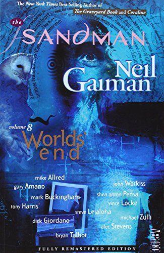 The Sandman Vol. 8: World's End New Paperback Book Neil Gaiman, Various