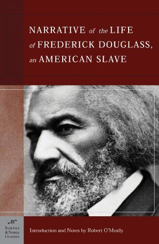 Narrative Of The Life Of Frederick Douglass, An American Slave (barnes & Noble C