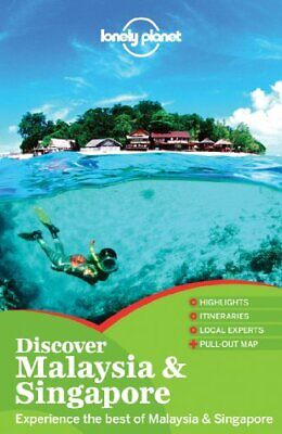 Lonely Planet Discover Malaysia & Singapore (Full Color Travel Guide) By Simon for sale  Shipping to United States