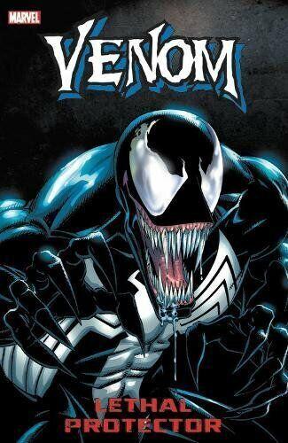 Marvel Venom: Lethal Protector Paperback NEW