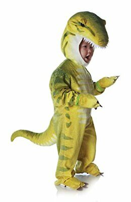 Underwraps Costumes Baby Toddler's T-Rex Costume Jumpsuit,, Green, Size 2.0 cGqX