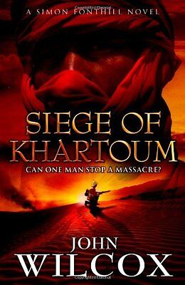 Siege of Khartoum (Simon Fonthill),John Wilcox