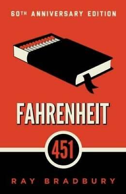Fahrenheit 451 - Paperback By Ray Bradbury - GOOD