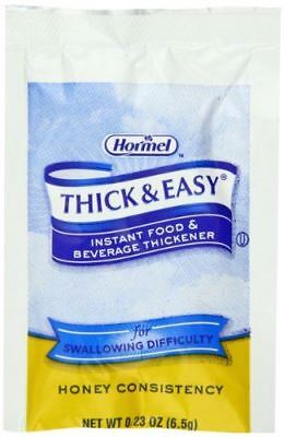 Hormel Thick   Easy  Instant Food Thickener  Honey Consistency   0 23 Ounce Pack