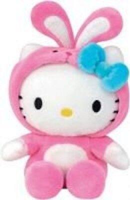 süßer Hello Kitty Plüsch Hase Kuscheltier 15cm Hase
