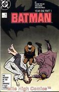 Batman Comic Books