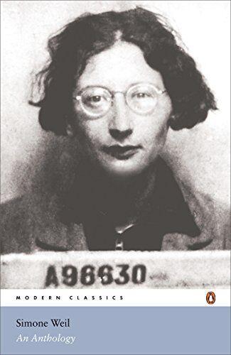 Modern Classics Simone Weil an Anthology (Penguin Modern Classics) New Paperback