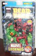 Toy Biz Deadpool