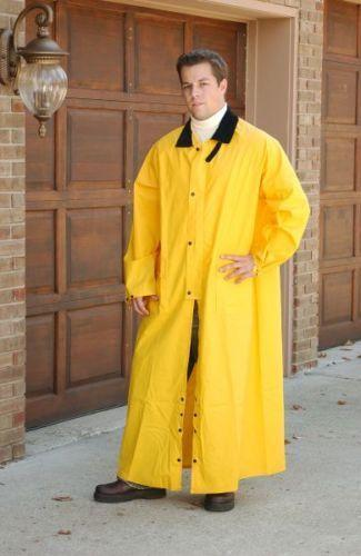Yellow Slicker Clothing Shoes Amp Accessories Ebay
