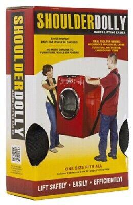 Nielsen 2 Person Shoulder Dolly Lift Move Strap Items