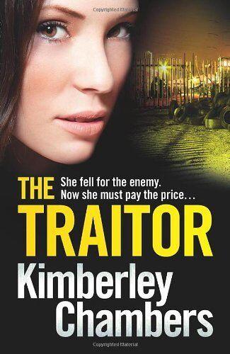 The Traitor,Kimberley Chambers- 9781848092549