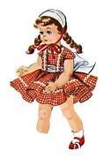 1950'S Madame Alexander Doll