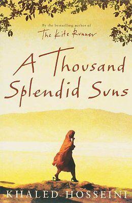 A Thousand Splendid Suns,Khaled Hosseini- 9780747582977