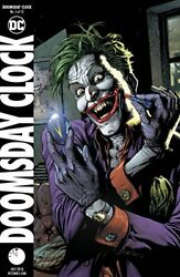 DOOMSDAY CLOCK #5 VARIANT ED NM 1ST PRINT