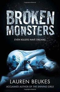 Broken Monsters Pb  BOOK NEU