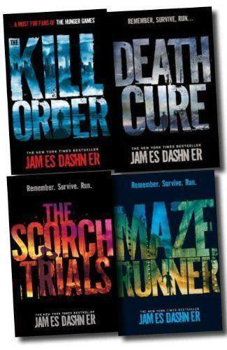 The Maze Runner: Children's & Young Adults | eBay