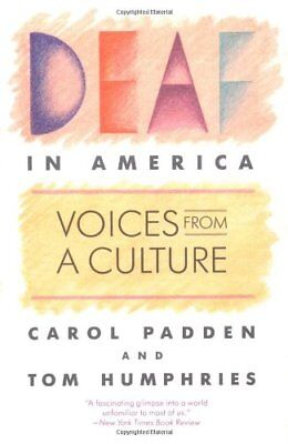 Deaf in America: Voices from a