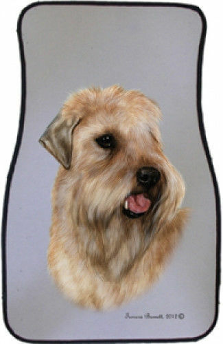Wheaten Terrier Car Floor Mats Pair (TB) 36056
