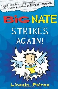 Big Nate Strikes Again (Big Nate, Book 2),Lincoln Peirce