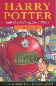 Harry Potter and the Philosopher's Stone (Book 1), Rowling, J. K. Paperback !!