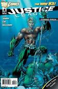 Justice League New 52 4