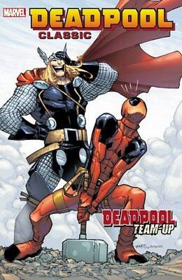 Deadpool Classic Volume 13: Deadpool Team-Up, Fred Van Lente, Dalibor Talajic, E