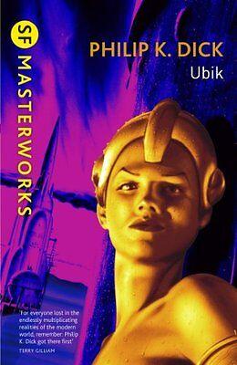 Ubik (S.F. MASTERWORKS) by Philip K Dick (Paperback Book, 2000)