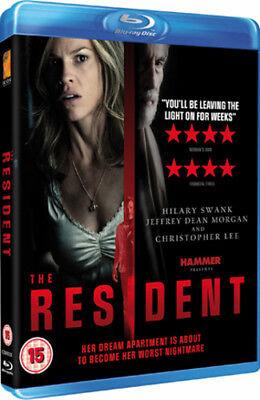 The Resident Blu-Ray (2011) Jeffrey Dean Morgan, Jokinen (DIR) cert 15