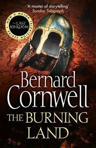 The Burning Land (Alfred the Great 5), Bernard Cornwell | Paperback Book | 97800