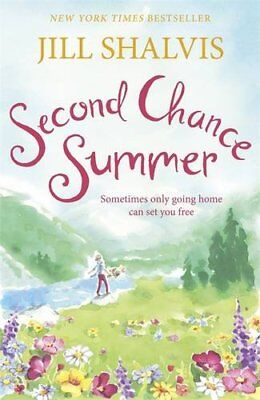 Second Chance Summer: Cedar Ridge 1,Jill Shalvis