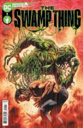 The Swamp Thing #1 - 2 Cover Set! Infinite Frontier!