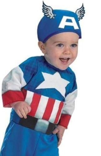 Captain America Baby Ebay