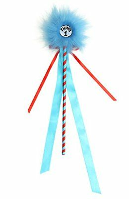 ELOPE Dr. Seuss Cat in The Hat Thing 1&2 Pom Fairy Wand by - Guy In Fairy Costume
