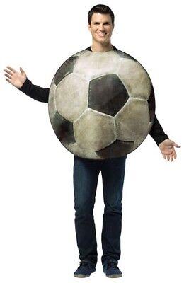 Adult Soccer Ball Costume