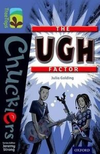 Oxford Reading Tree TreeTops Chucklers: Level 17: The Ugh Factor by Julia...