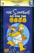 Matt Groening Signed