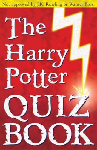 The Harry Potter Quiz Book,Guy; Barnes Macdonald