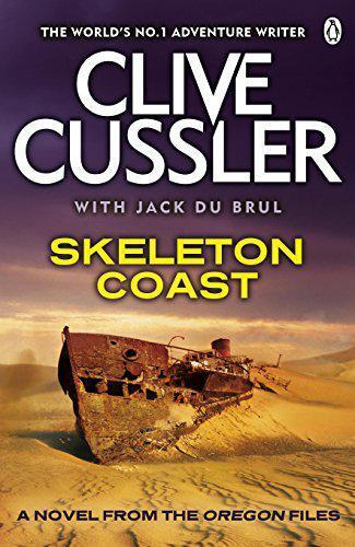 Skeleton Coast by Dubrul   Clive Cuss   Paperback Book   9781405916592   NEW
