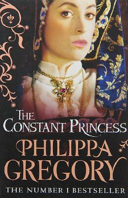 The Constant Princess by Philippa Gregory   Paperback Book   9780007190317   NEW