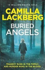Buried Angels (Patrik Hedstrom and Erica Falck, Book 8), Camilla Lackberg