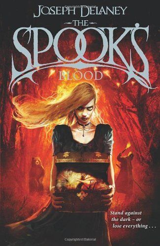 The Spook's Blood: Book 10 (The Wardstone Chronicles),Joseph Delaney