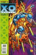 X-O Manowar Comic