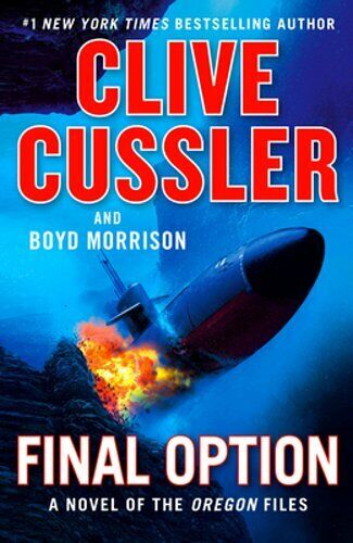 Final Option By Clive Cussler: New