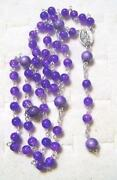 Purple Rosary